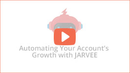 Learn how to automatically grow your social media accounts with JARVEE