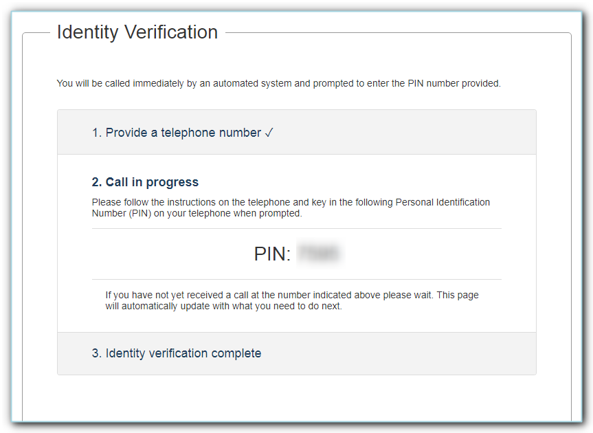 Online dating identity verification