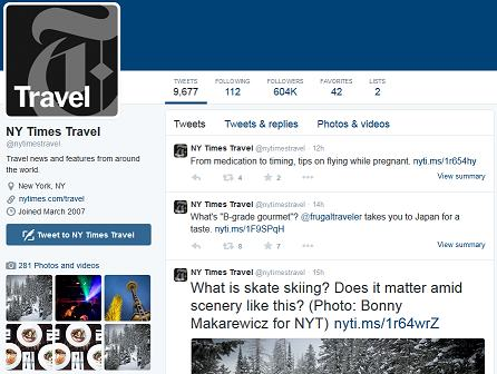 nice-looking-travel-account-on-tiwtter