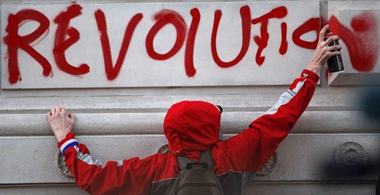 an online democratic revolution