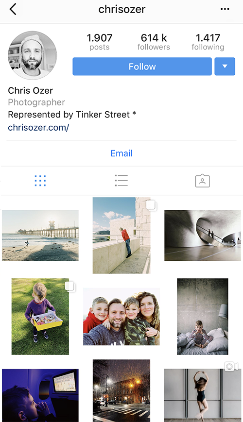 Top 5 Lessons From Popular Instagrammers