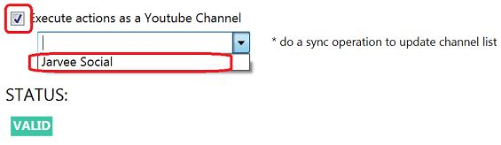 picking a youtube channel to automate