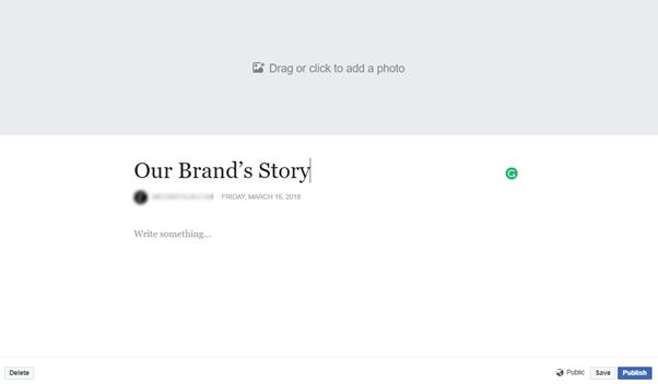 adding your story to your google plus profile