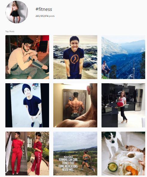 optimizing instagram hashtags
