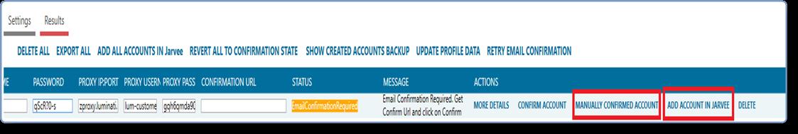 Global Tools - IG Create Accounts Tool - Jarvee