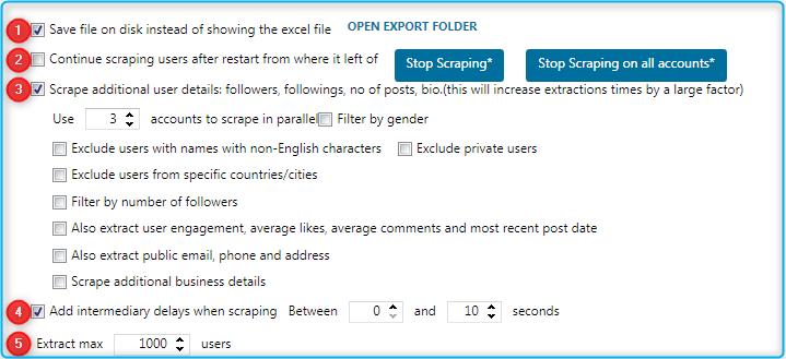 Export Instagram Saved Photos
