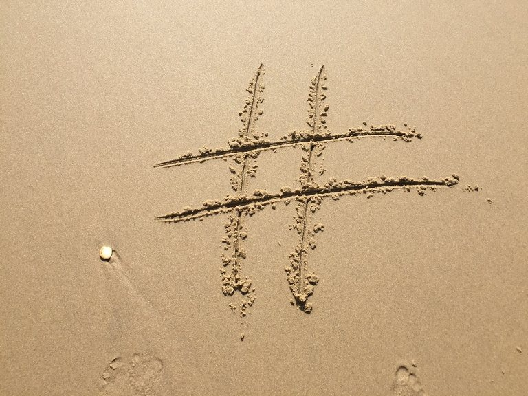Avoid Hashtags Where Possible