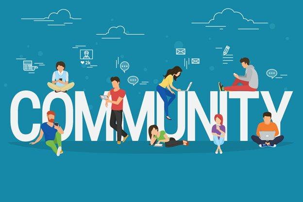 Don't Just Build a Profile Build a Community