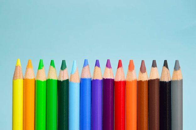 Elegir colores relevantes